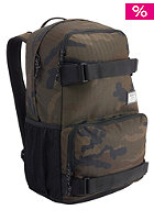 BURTON Treble Yell Backpack lowland camo hringbn