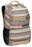 BURTON Treble Yell Backpack PHOENIX STRIPE