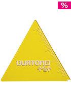 BURTON Tri-Scraper Abziehklinge 2013 Yellow