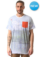 BURTON TRK PNY Slim S/S T-Shirt red clay