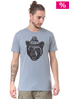 BURTON Tuque S/S T-Shirt heather slated