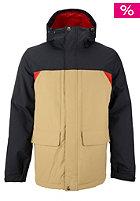 TWC Headliner Snow Jacket true black/cork/fang