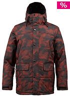 BURTON TWC Schackleton Jacket burner jungle camo