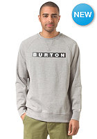 BURTON Vault Crew Sweat gray heather