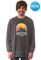 BURTON Vista Crew Sweat true black