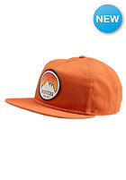 BURTON Vista Snapback Cap red clay