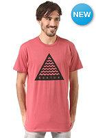 BURTON WAVVVES S/S T-Shirt dusty cedar