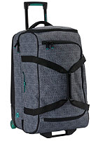 BURTON Wheelie Cargo Travel Bag pinwheel weave