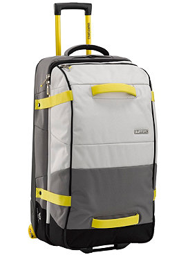 BURTON Wheelie Double Deck Travel Bag silver/smog