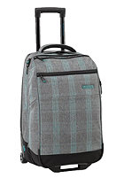 BURTON Wheelie Flight Deck Bag MISTY TIDAL PLAID