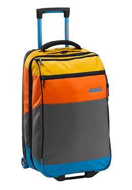BURTON Wheelie Flight Deck Travel Bag 2013 bombay block party