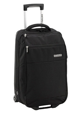 BURTON Wheelie Flight Deck Travel Bag 2013 true black