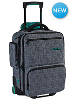 BURTON Wheelie Flyer Travel Bag pinwheel weave