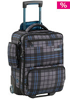BURTON Wheelie Flyer Travel Bag vista plaid