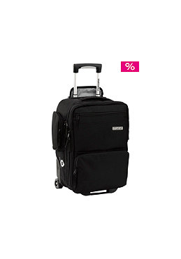 BURTON Wheelie Flyer TravelBag true black