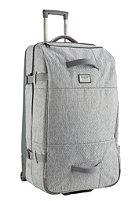 BURTON Wheelie SUB Travel Bag gry hthr dimnd rpstp