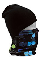 BURTON Womens 1 Layer Md Neckwarmer Scarf rainblow
