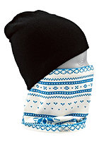 BURTON Womens 1 Layer Md Neckwarmer Scarf selbu