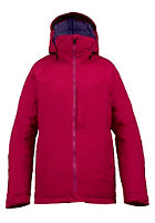 BURTON Womens AK Flare Down Jacket syrah