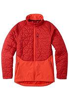 BURTON Womens Ambrosia Jacket fiery red