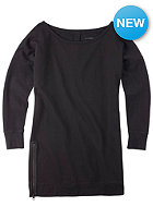 BURTON Womens Autumn Sweat true black heather