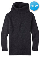 BURTON Womens Avalanche Sweat true black heather