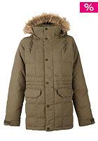 BURTON Womens Ayers Dwn Snow Jacket wren