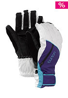 BURTON Womens Baker 2 in 1 Undermitt Glove bright white/mnrkr/avatar