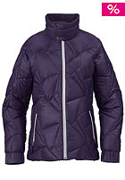 BURTON Womens Blaze Down Jacket mulberry