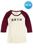 BURTON Womens Brtn Raglan Sweat vanilla