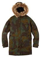 BURTON Womens Canal Jacket java camo