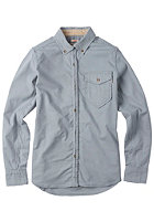 BURTON Womens Cora Flannel L/S heather grey