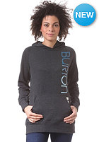 BURTON Womens CST Antidote Sweat heather true black