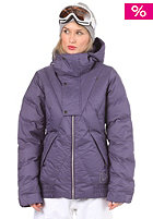 BURTON Womens Dandridge Down Jacket mulberry
