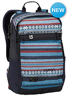 BURTON Womens Day Hiker Backpack 23L cerulean woven strp