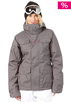 BURTON Womens Delirium Jacket 2012 heathers
