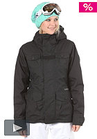 BURTON Womens Delirium Jacket 2012 true black