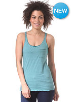 BURTON Womens Dottie FS Top heather seaside