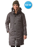 BURTON Womens Eden Jacket dark ash heather