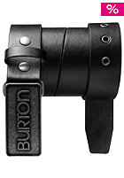 BURTON Womens Emboss Belt true black