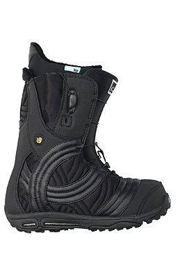 BURTON Womens Emerald Boot 2012 black/gold