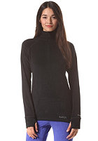 BURTON Womens Expedition 1/4 Zip Sweat true black