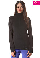 BURTON Womens Expedition 1/4 Zip true black