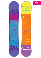 BURTON Womens Feahter Snowboard 153cm no color