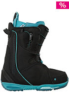 BURTON Womens Felix Boot black/teal