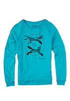 BURTON Womens Foxes Longsleeve shorebreak