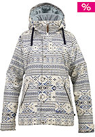 BURTON Womens Ginger Jacket cnvas pixel fairisl