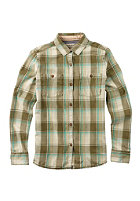BURTON Womens Glade olive nght lring pld
