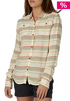 BURTON Womens Grace L/S putty laurel stripe