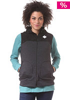 BURTON Womens Hale Vest true black heather